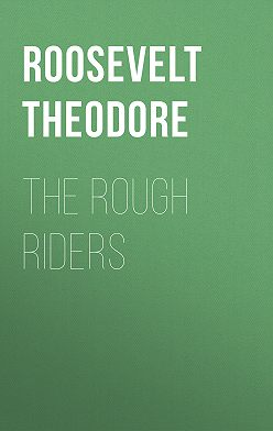 Theodore Roosevelt - The Rough Riders