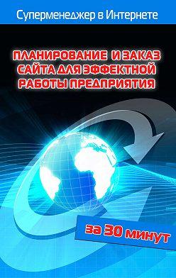 Илья Мельников - Планирование и заказ сайта для эффектной работы предприятия