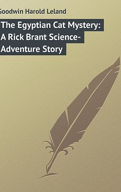 Harold Goodwin - The Egyptian Cat Mystery: A Rick Brant Science-Adventure Story