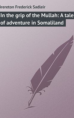 Frederick Brereton - In the grip of the Mullah: A tale of adventure in Somaliland