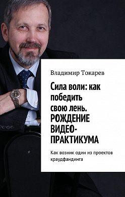 Владимир Токарев - Cила воли: как победить свою лень. Рождение видео-практикума. Как возник один из проектов краудфандинга