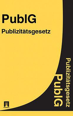 Deutschland - Publizitätsgesetz – PublG