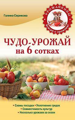 Галина Серикова - Чудо-урожай на 6 сотках