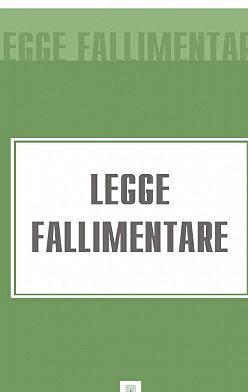 Italia - Legge fallimentare