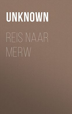 Unknown Unknown - Reis naar Merw