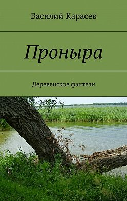 Василий Карасев - Проныра. Деревенское фэнтези