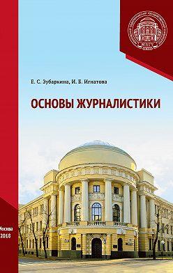 Елена Зубаркина - Основы журналистики. Практикум