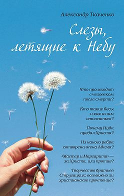 Александр Ткаченко - Слезы, летящие к небу