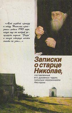 Игумен Нестор (Кумыш) - Записки о старце Николае, составленные его духовным чадом, грешным иеромонахом Нестором