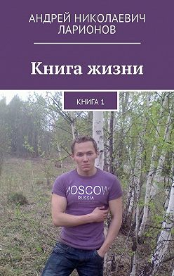 Андрей Ларионов - Книга жизни. Книга1