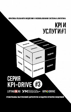 Александр Литягин - KPI ИУСЛУГИ#1. СЕРИЯ KPI-DRIVE #3