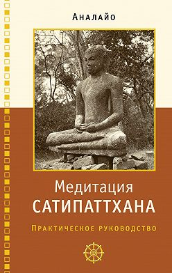 Бхикку Аналайо - Медитация сатипаттхана
