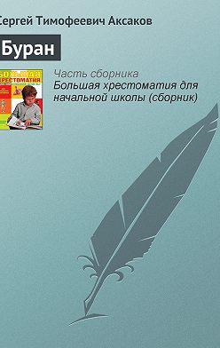Сергей Аксаков - Буран