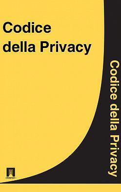 Italia - Codice della Privacy