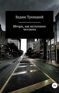 Вадим Троицкий - Шторм, как испытание человека