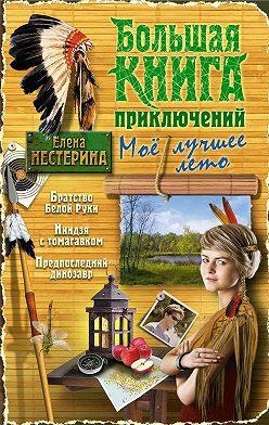 Елена Нестерина - Большая книга приключений. Мое лучшее лето (сборник)
