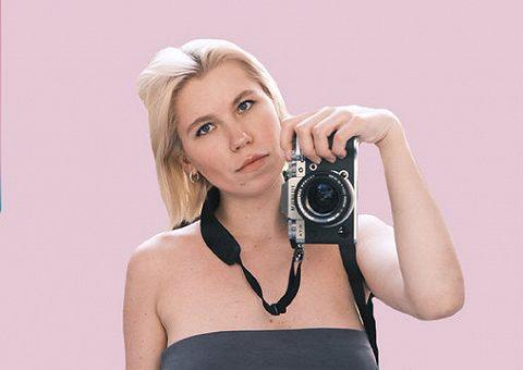 О моде и фотографии: полка Жени Севтуновой