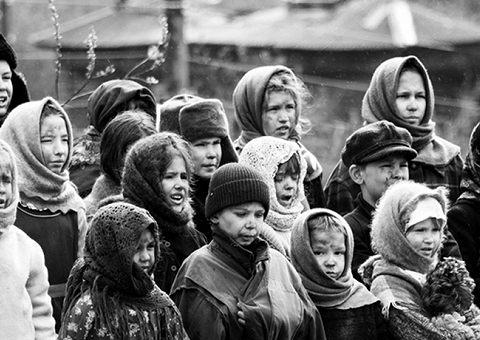 Облачный полк: детям о войне