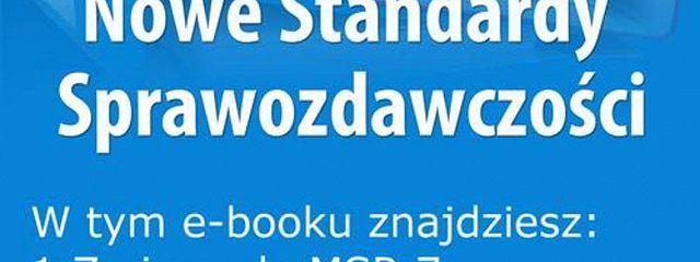 Nowe Standardy Sprawozdawczości, wydanie maj 2016 r.