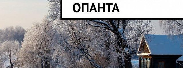 Новогодние приключения Опанта