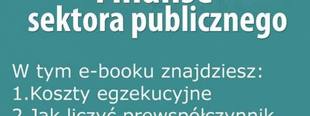 Finanse sektora publicznego, wydanie grudzień 2015 r.