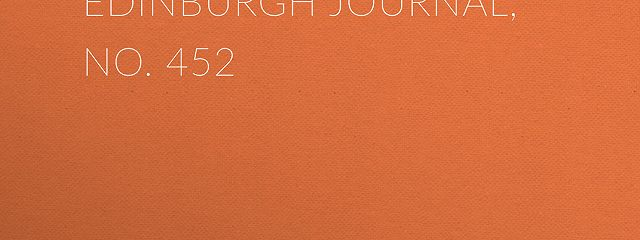 Chambers's Edinburgh Journal, No. 452