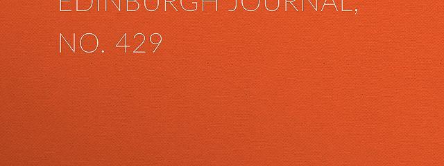 Chambers's Edinburgh Journal, No. 429