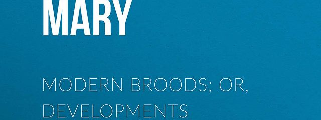 Modern Broods; Or, Developments Unlooked For