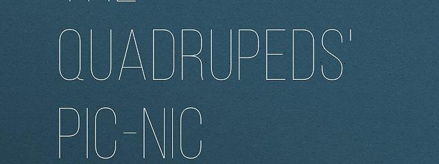 The Quadrupeds' Pic-Nic