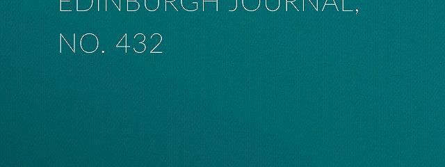 Chambers's Edinburgh Journal, No. 432
