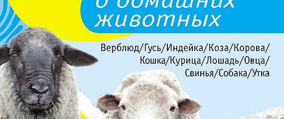 Расскажите детям о домашних животных