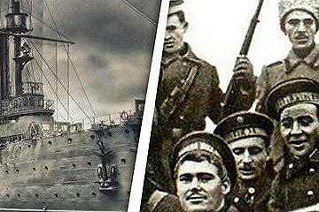Кирилл Назаренко о русском флоте и Февральской революции