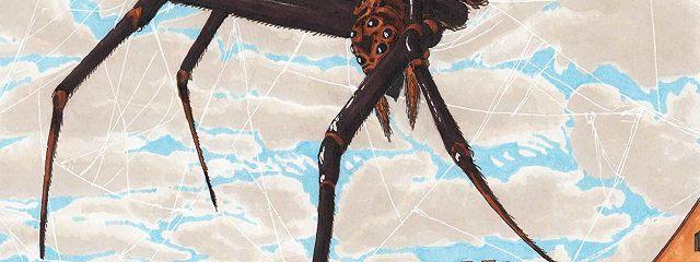 Чёрный Паук