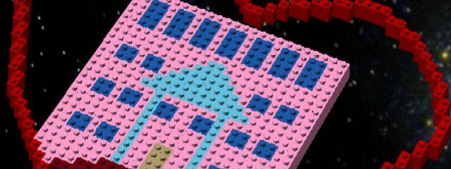 Интерактивное конструирование и моделирование в программе LEGO Digital Designer