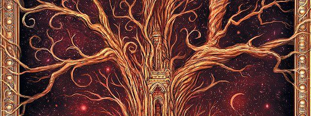 За темными лесами. Старые сказки на новый лад