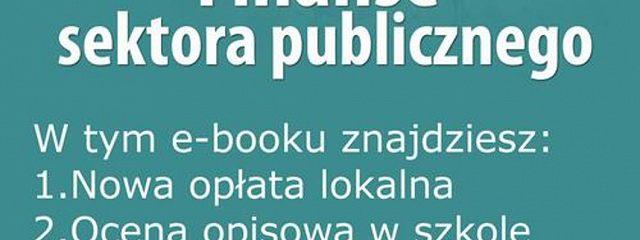 Finanse sektora publicznego, wydanie wrzesień 2015 r.