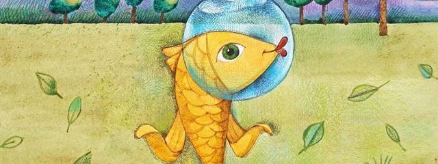 Сказка про рыбку