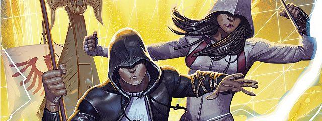 Assassin's Creed. Последние потомки: Участь богов