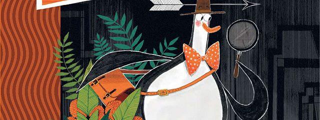 Мистер Пингвин и утраченное сокровище