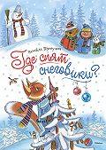 Надежда Притулина - Где спят снеговики?
