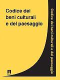 Italia - Codice dei beni culturali e del paesaggio