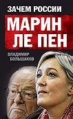 Владимир Большаков -Зачем России Марин Ле Пен