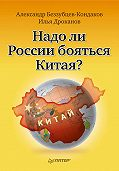 Александр Евгеньевич Беззубцев-Кондаков -Надо ли России бояться Китая?