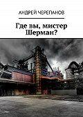 Андрей Черепанов -Где вы, мистер Шерман?