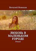 Виталий Новиков -Любовь в маленьком городе. Роман