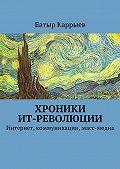 Батыр Каррыев - Хроники ИТ-революции