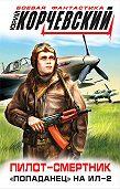 Литагент «Яуза» -Пилот-смертник. «Попаданец» на Ил-2