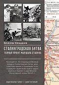 Вячеслав Владимирович Меньшиков -Сталинградская битва. Тайный фронт маршала Сталина