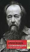 Андрей Семенович Немзер - «Красное Колесо» Александра Солженицына. Опыт прочтения