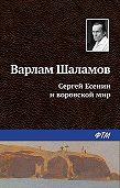 Варлам Шаламов - Сергей Есенин и воровской мир
